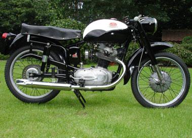 Lot 58-1955 Mondial Sport