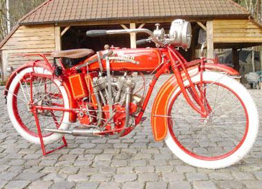 Lot 46-1917 Indian Powerplus