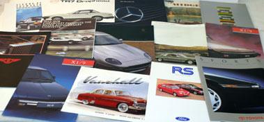 Lot 26-Quantity Of Assorted Sales Brochures