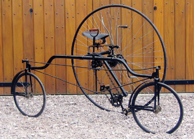 Lot 33-Coventry Rotary Tricycle