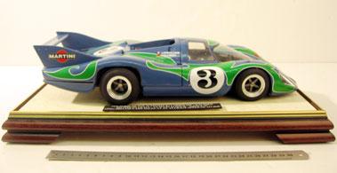 Lot 205-Porsche 917l 1:12 Scale Model