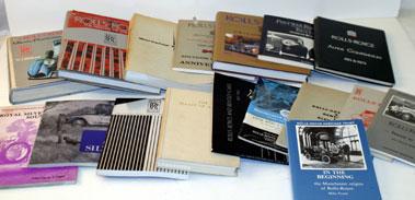 Lot 41-Assorted Rolls-Royce Literature