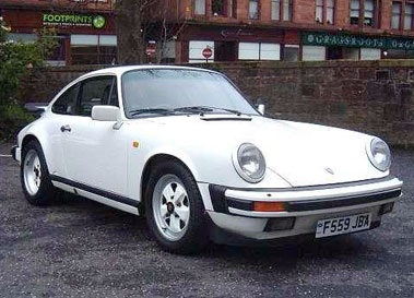 Lot 40-1989 Porsche 911 Carrera