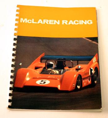 Lot 46-1971 McLaren Racing Publicity Brochure