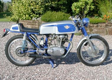 Lot 28-1962 Ducati Special