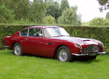 Lot 47-1966 Aston Martin DB6 Vantage