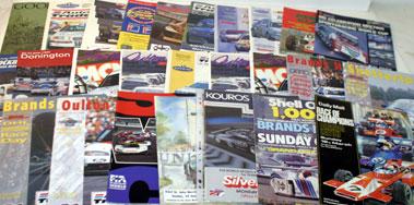 Lot 49-Quantity Of Assorted Motorsport Programmes