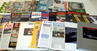 Lot 50-Quantity Of Assorted Motorsport Literature