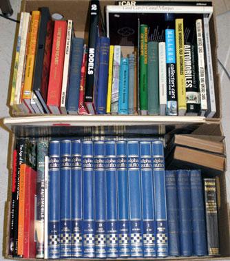 Lot 38-Quantity Of General Motoring Books