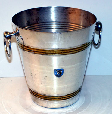 Lot 202-Barc Badged Ice Bucket