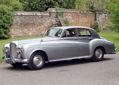 Lot 30-1964 Bentley S3 Saloon