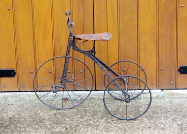 Lot 20-Childs Tricycle