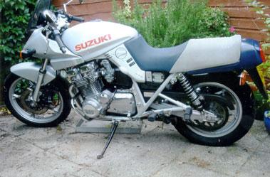 Lot 70-1982 Suzuki GSX 1000 S Katana