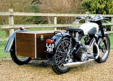 Lot 66-1958 Panther Model 100