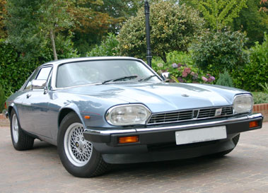 Lot 1-1989 Jaguar XJ-S 3.6