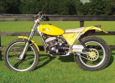 Lot 59-1979 Suzuki Beamish