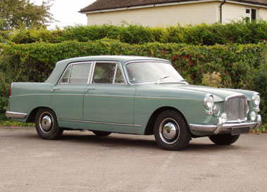 Lot 17-1961 Vanden Plas Princess 3-Litre