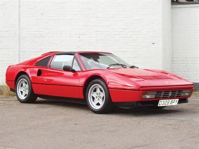 Lot 33-1986 Ferrari 328 GTS