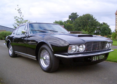 Lot 61-1970 Aston Martin DBS