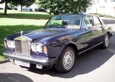 Lot 24-1982 Rolls-Royce Corniche