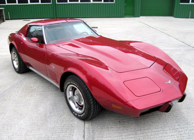 Lot 36-1977 Chevrolet Corvette L82