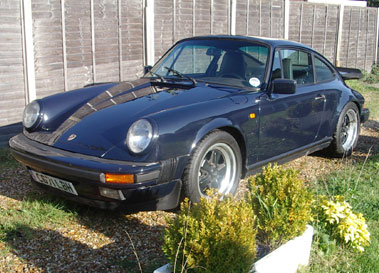 Lot 45-1986 Porsche 911 Carrera