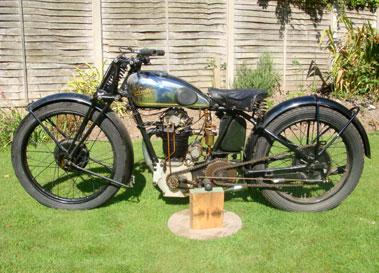 Lot 36-1932 Velocette KSS