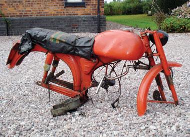 Lot 3-1960 Bianchi Gardena