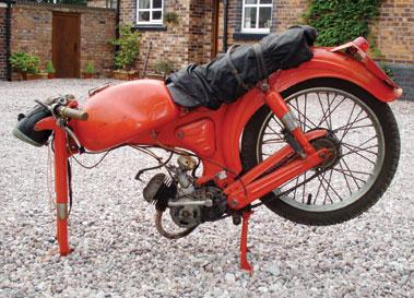Lot 4-1960 Bianchi Gardena