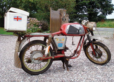 Lot 12-1972 Puch M125