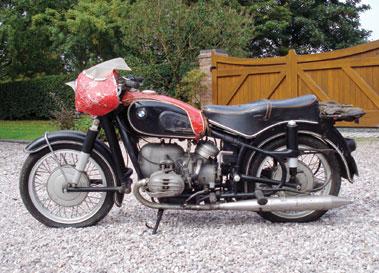 Lot 13-1956 BMW R50
