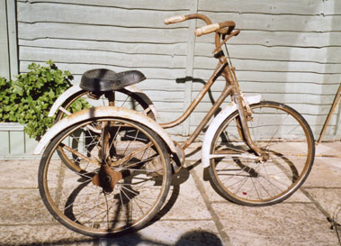 Lot 36-Collection of Barn Find Cycles