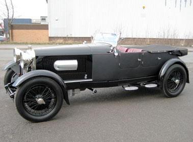 Lot 62-1933 Lagonda 3 / 3.5 Litre Tourer