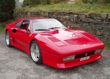 Lot 40-1986 Ferrari 328 GTS / 288 GTO Evocation