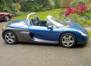 Lot 77-1997 Renault Sport Spider