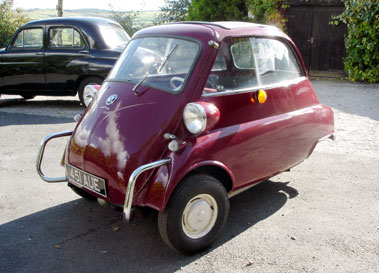 Lot 11-1959 BMW Isetta 300