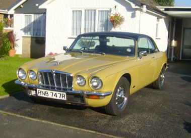 Lot 58-1977 Jaguar XJ6 C 4.2