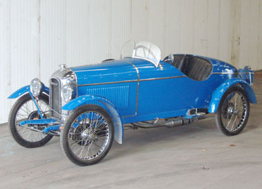 Lot 48-1926 Amilcar Boat-Tail Tourer