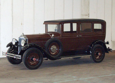 Lot 51-c1925 Packard Six Sedan