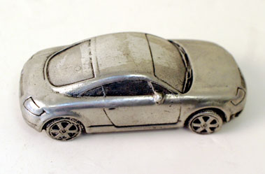 Lot 224-Audi Tt Sports Car Model