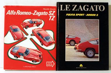 Lot 113-Two Alfa Romeo Books