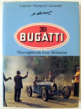 Lot 118-Bugatti Thoroughbreds From Molsheim