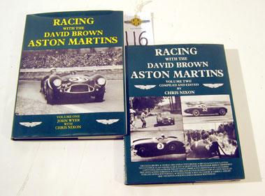 Lot 116-Racing With The David Brown Aston Martins