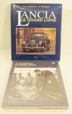 Lot 123-Lancia Le Grand Livre