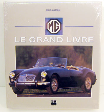 Lot 124-Mg - Le Grand Livre By Mike Allinson