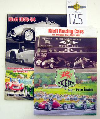 Lot 125-Kieft Racing Cars