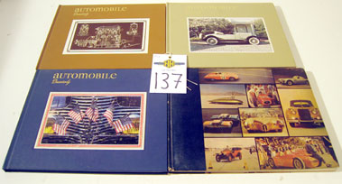 Lot 137-Automobile Quarterly