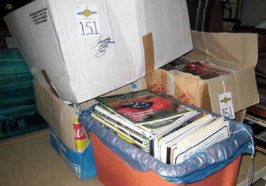 Lot 151-Very Large Quantity Of Magazines.