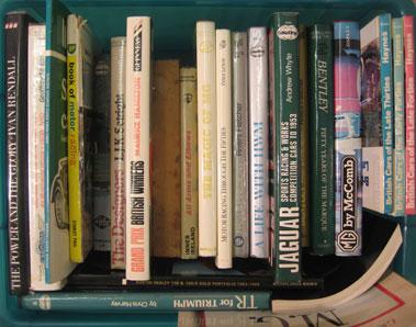 Lot 159-Quantity Of Motoring Books