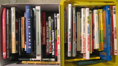 Lot 163-Large Quantity Of Motorsport Related Books